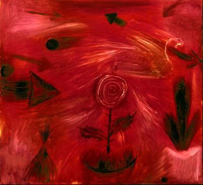 Rosenwind - Paul Klee