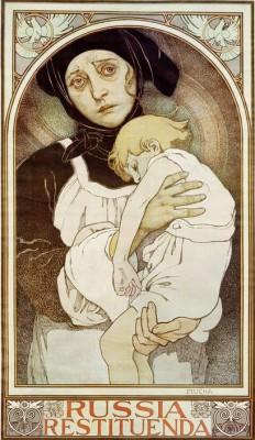 Russia restituenda - Alfons Mucha
