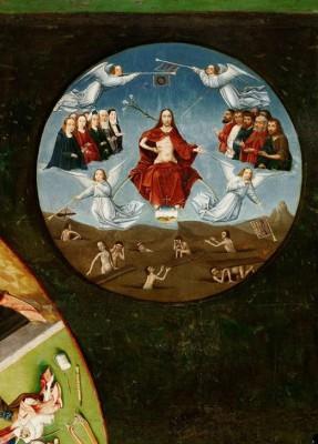 Sąd Ostateczny - Hieronim Bosch