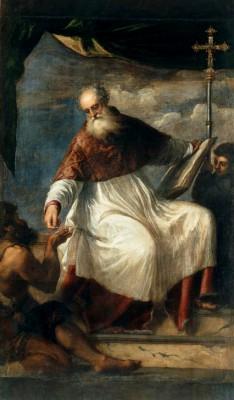 Saint John the Alms-Giver - Tycjan