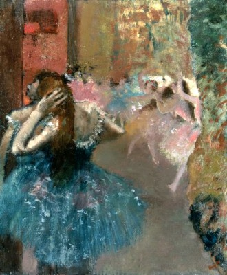 Scène de Ballet - Edgar Degas