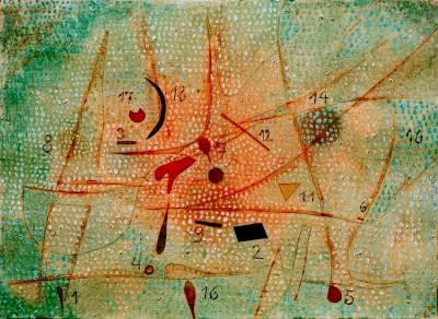 Siebzehn Gewürze - Paul Klee