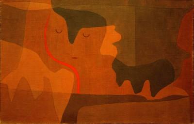 Siesta der Sphinx - Paul Klee