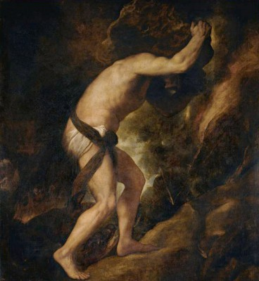 Sisyphus - Tycjan