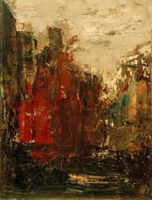 Sketch (4) - Gustave Moreau