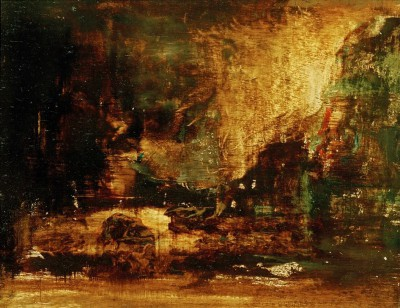 Sketch (7) - Gustave Moreau