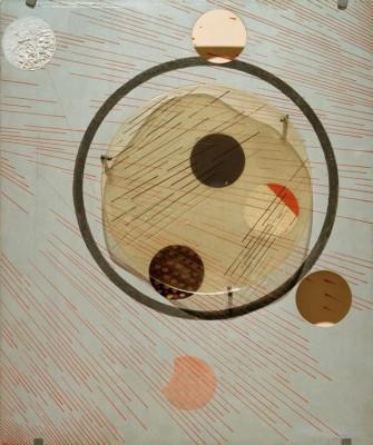 Space Modulator Experiment - László Moholy-Nagy
