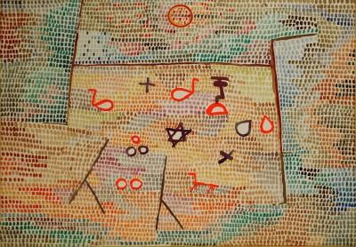 Spielzeug - Paul Klee