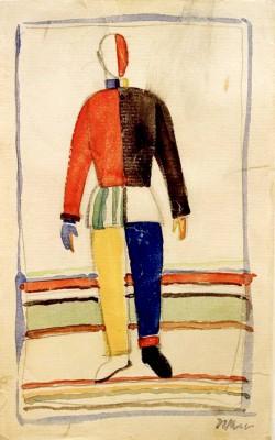 Sportsman - Kazimierz Malewicz