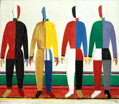 Sportsmen - Kazimierz Malewicz