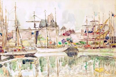 St. Malo - Paul Signac