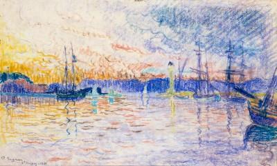 St Tropez - Paul Signac