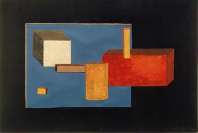 Stage elements - László Moholy-Nagy