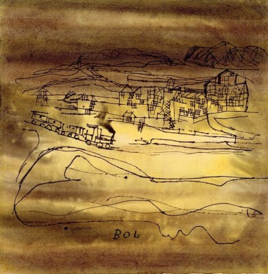 Station Bol - Paul Klee