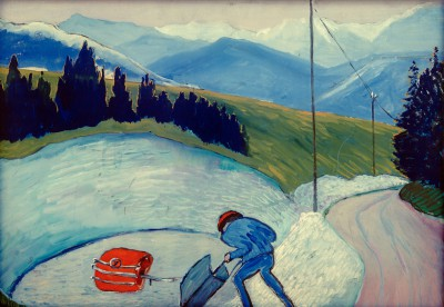 Steingrube - Marianne von Werefkin