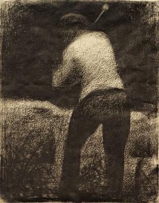Steinklopfer - Georges-Pierre Seurat