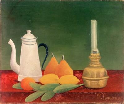 Still life - Henri Rousseau