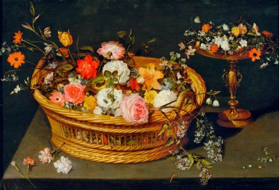 Still life IV - Jan Brueghel