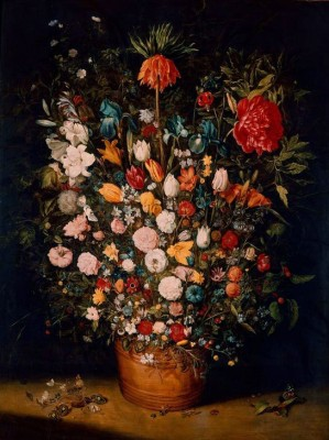 Still life IX - Jan Brueghel