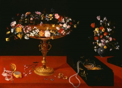 Still life V - Jan Brueghel