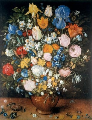 Still life X - Jan Brueghel
