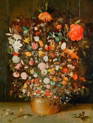 Still life XV - Jan Brueghel