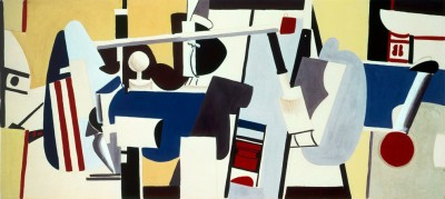 Study for mural - Arshile Gorky