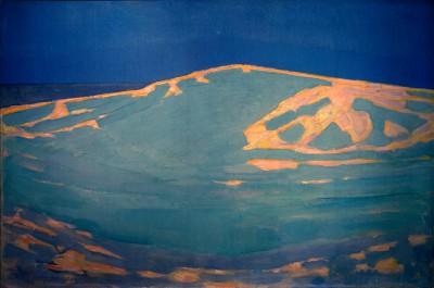 SUMMER, DUNE IN ZEELAND - Piet Mondrian