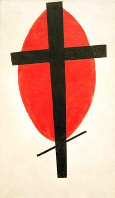 Suprematism (2) - Kazimierz Malewicz