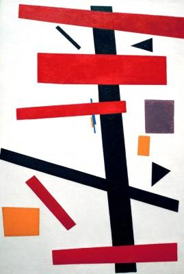 Suprematism No. 50 - Kazimierz Malewicz