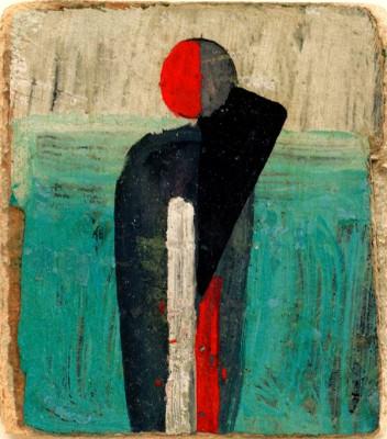 Symbolist figure - Kazimierz Malewicz