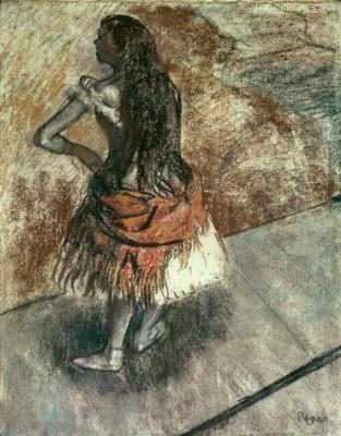 Tänzerin - Edgar Degas