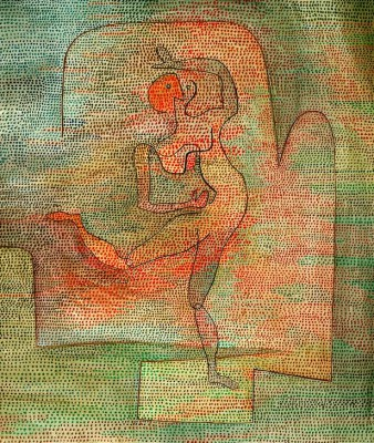 Tänzerin - Paul Klee