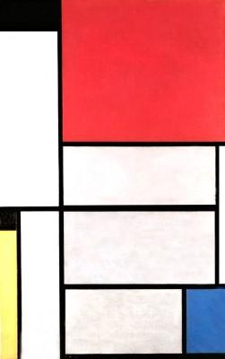 Tableau I - Piet Mondrian