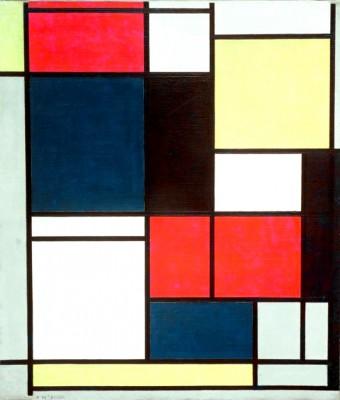 Tableau II - Piet Mondrian