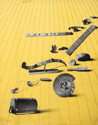 Tactile Exercises and Hand Sculptures - László Moholy-Nagy