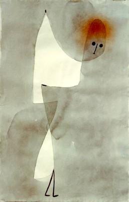 Tanzstellung - Paul Klee
