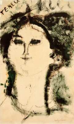 Teresa - Amedeo Modigliani