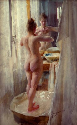 The Bathtub - Anders Zorn