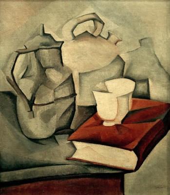 The Book - Juan Gris