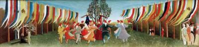 The Carmagnole - Henri Rousseau
