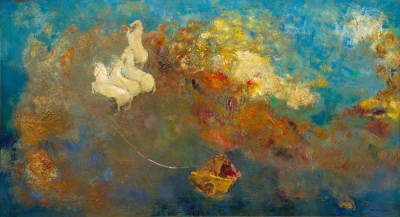The Char of Apollo II - Odilon Redon