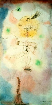 The Comet of Paris - Paul Klee