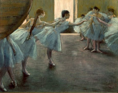 The Dancer - Edgar Degas