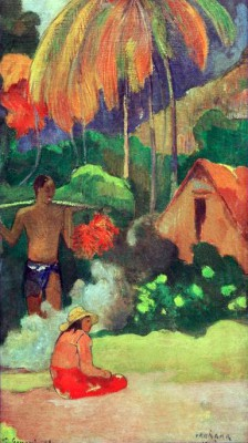 The Day of Truth II - Paul Gauguin