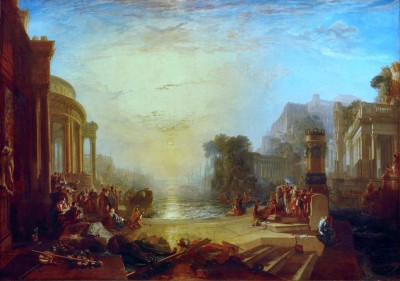 The Decline of the Carthaginian Empire - William Turner