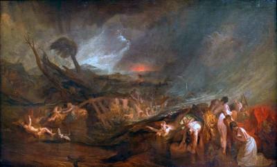 The Deluge - William Turner
