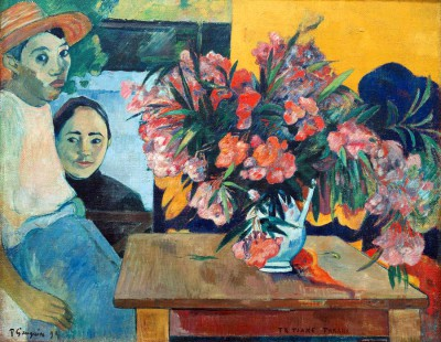 The Flowers of France - Paul Gauguin