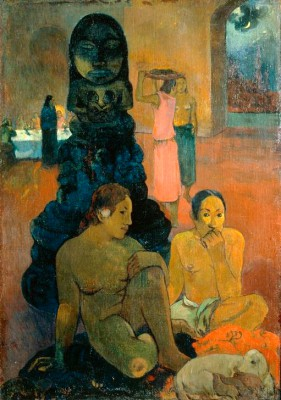 The Great Buddha - Paul Gauguin