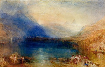 The Lake of Zug - early Morning - William Turner